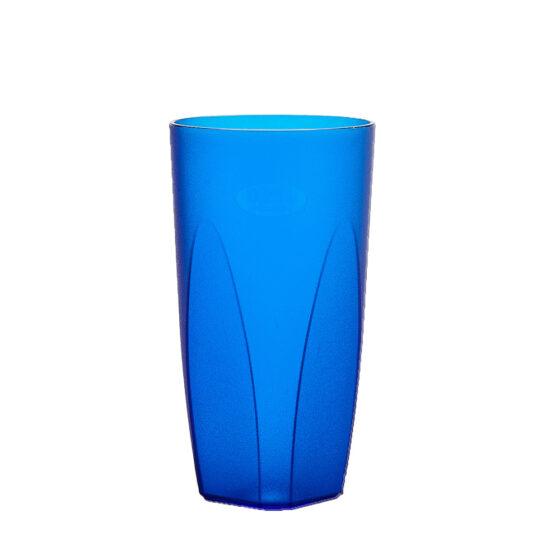 Cocktailglas 250 ml in blau aus SAN