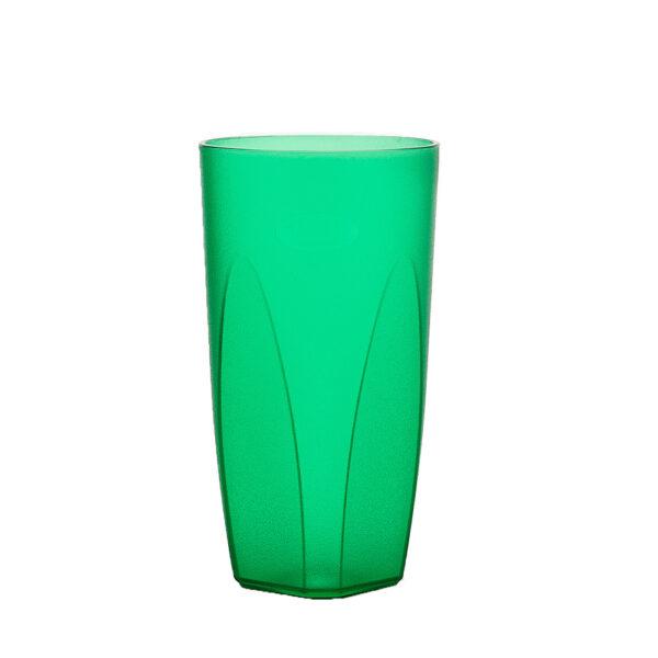 Cocktailglas 250 ml in grün aus SAN