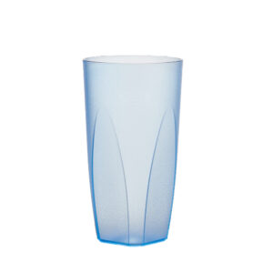 Cocktailglas 250 ml in blau hell aus SAN