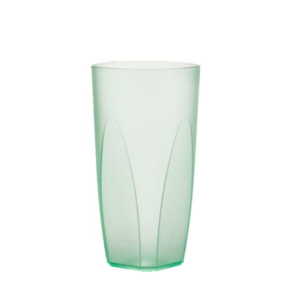 Cocktailglas 250 ml in grün hell aus SAN