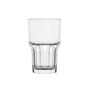 Mehrwegbecher Granity 220 ml aus Polycarbonat