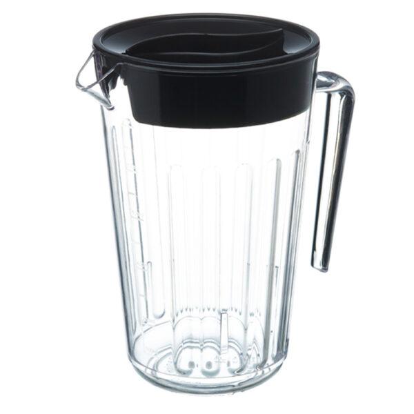 Karaffe Norway 1 Liter mit Deckel aus BPA-freiem Tritan