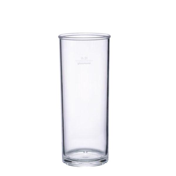 Kölner Stange 200 ml aus Polycarbonat