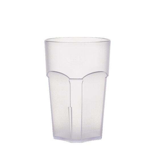 Wasserglas, Cocktailglas, Longdrinkglas 300 ml aus SAN