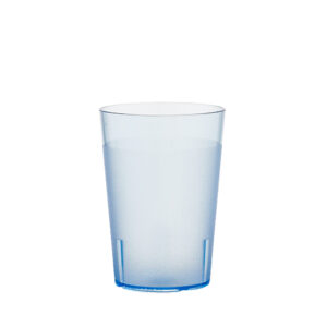 Trinkbecher 200 ml blau hell aus SAN