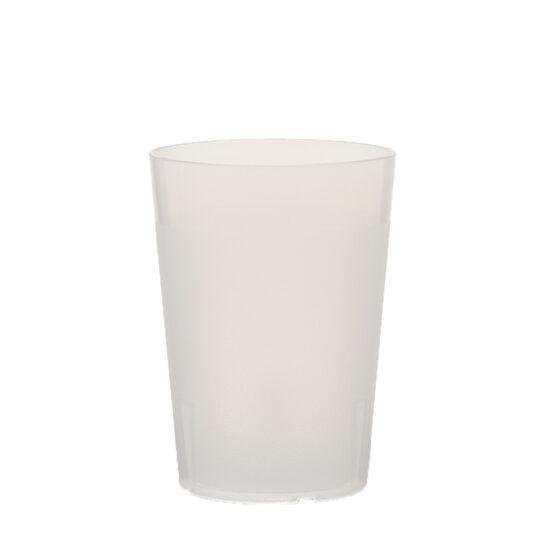 Trinkbecher 300 ml aus PP