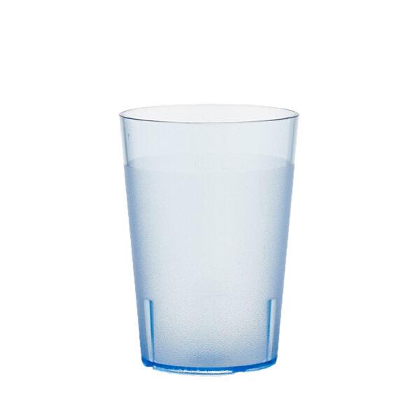 Trinkbecher 300 ml blau hell aus SAN