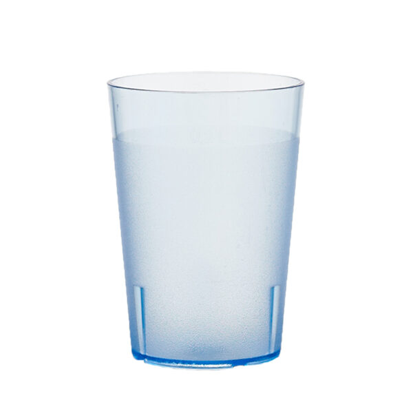 Trinkbecher 400 ml blau hell aus SAN