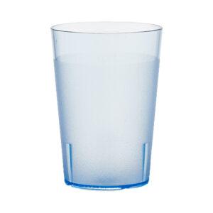 Trinkbecher 500 ml blau hell aus SAN
