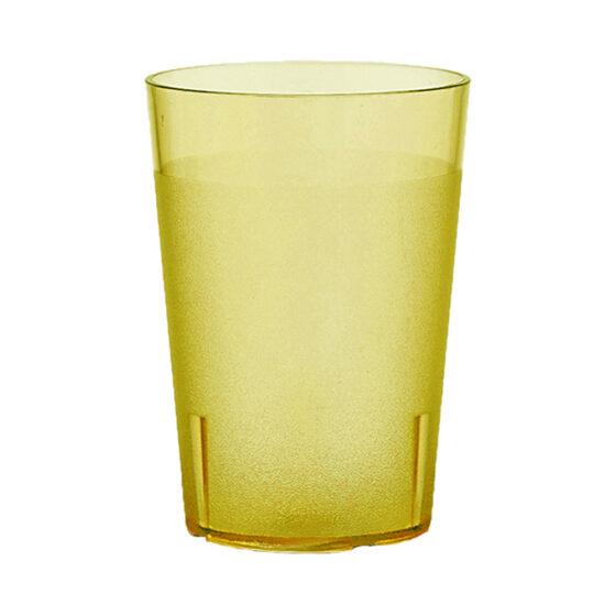 Trinkbecher 500 ml gelb aus SAN
