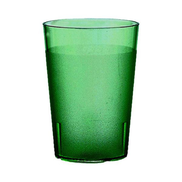 Trinkbecher 500 ml gruen aus SAN