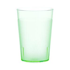 Trinkbecher 500 ml grün hell aus SAN