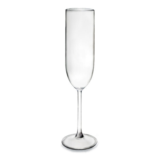 Sektglas 100 ml aus Polycarbonat
